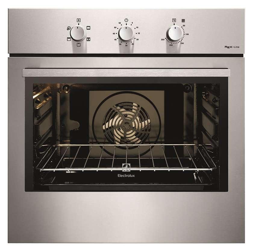 Electrolux forno ventilato 60 elettrodomestici loren - Forno tradizionale e microonde insieme ...