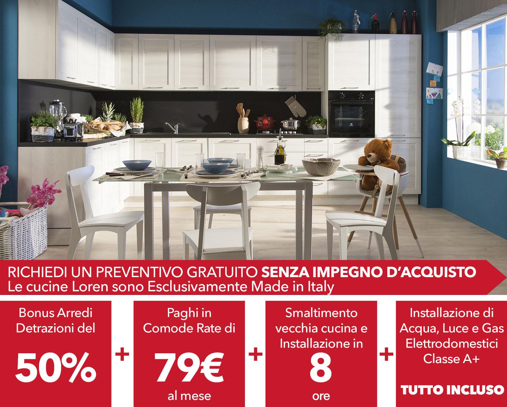 Detrazione acquisto cucina paovigano with detrazione for Detrazione acquisto mobili